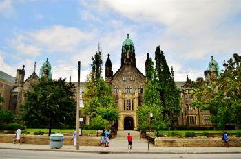 Edificio Principale Campus