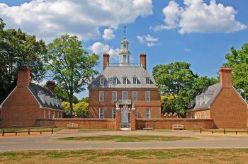 Colonial Williamsburg Governors Palace