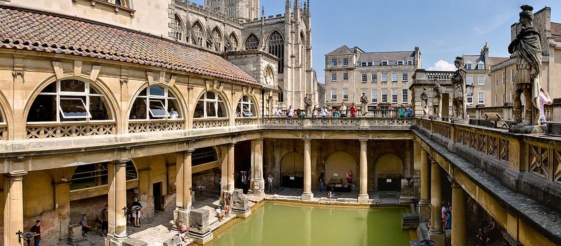 Vacanze Studio a Bath. Vacanze Studio in Inghilterra | Euro Master ...
