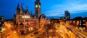 Scuole di Inglese a Manchester: